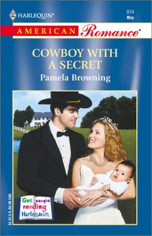 book cover of Cowboy With a Secret