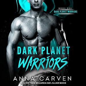 Dark Planet Warriors Audiobook