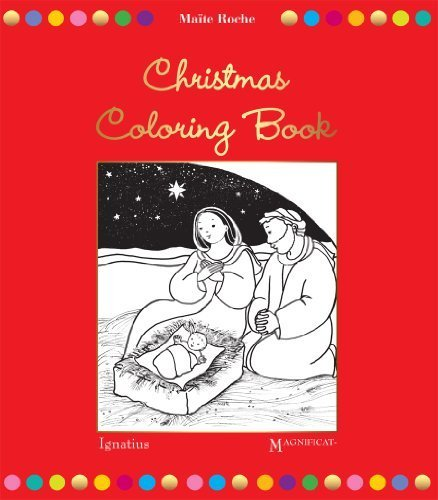 Christmas Coloring Book by Maite Roche (2013-11-01)