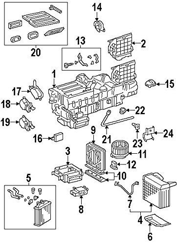 Amazon Com Mercedes Benz 163 835 02 47 Cabin Air Filter Automotive