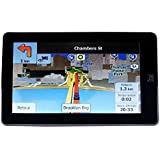 """TruckWayGPS - Model 720 Pro Series - Truck GPS 7"""" Inch for Truck Navigation Lifetime North America Maps (USA + Canada) 3D & 2D Maps, Touch Screen, Turn by Turn"""