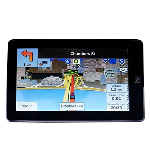 TruckWayGPS - Model 720 Pro Series - Truck GPS 7