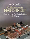 Cut and Assemble Main Street, A. Smith, 0486244733