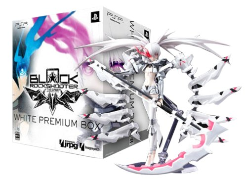 Black * Rock Shooter: The Game [White Premium Box] [Japan Import] by Epoch