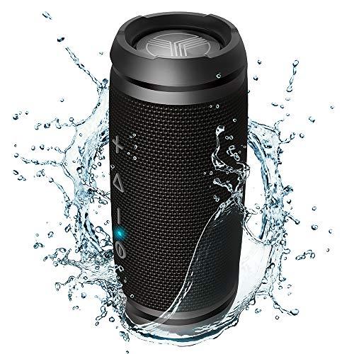 TREBLAB HD7 - Small Premium Bluetooth Speaker - Pure 360