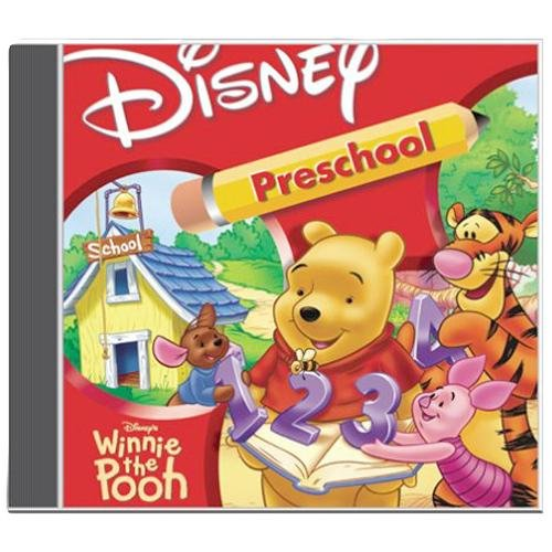 Winnie the Pooh Preschool – Ages 2-4 (Jewel Case)