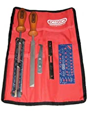 """Oregon Chainsaw Sharpening Kit and Pouch - 11/64"""" 4.5mm"""