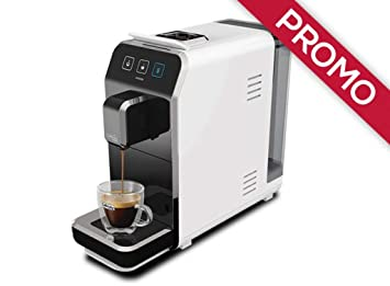 Máquina de café Caffitaly Luna S32 blanca - polos Recambios: Amazon.es: Hogar
