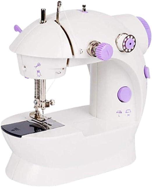 Máquina de coser portátil, máquina de coser portátil, pequeño ...