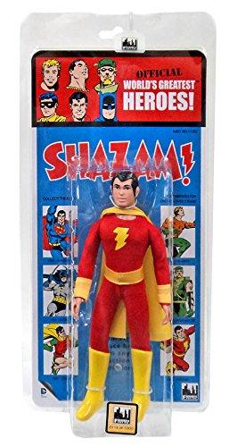 Dc Comics Retro Kresge Style Action Figures Series 1: Shazam