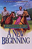A New Beginning (The Journals of Corrie and Christopher #2) (Book 2)