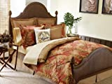 Tommy Bahama Orange Cay 4-Piece Comforter Set, King