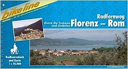 Book Florenz - Rom Radfernweg Durch Die Toskana Und Umbrien: BIKE.IT.10