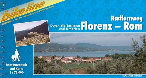 Bikeline Radtourenbuch. Von Florenz nach Rom