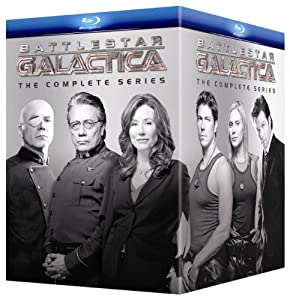 Battlestar Galactica: The Complete Series [Blu-ray] from Universal Pictures Home Entertainment