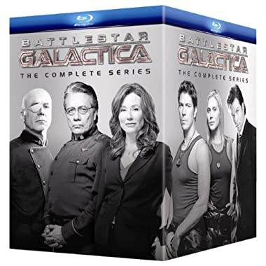 Battlestar Galactica: The Complete Series [Blu-ray]