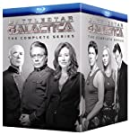 Cover Image for 'Battlestar Galactica: The Complete Series'