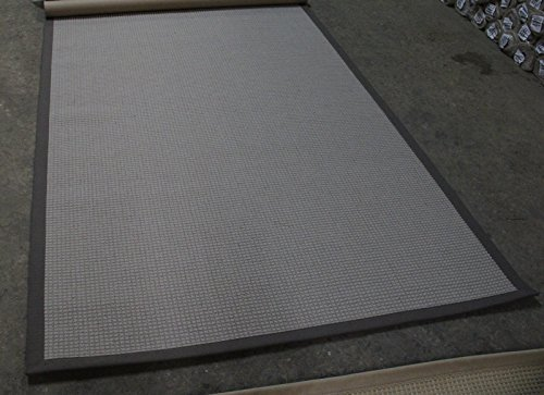 (Grace Bay Seaside Villa - 5 X 8 Wool Sisal Blend Color Oatmeal)