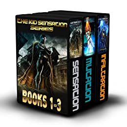 The Kid Sensation Series (Books 1 - 3) by [Hardman, Kevin]