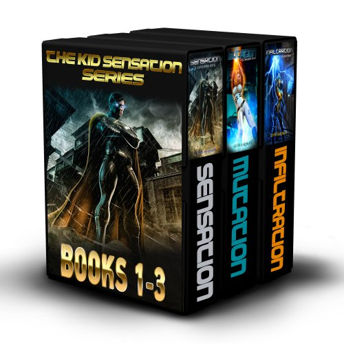 The Kid Sensation Series (Books 1 - -