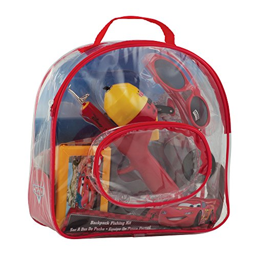 Shakespeare Cars Backpack Kit Combo