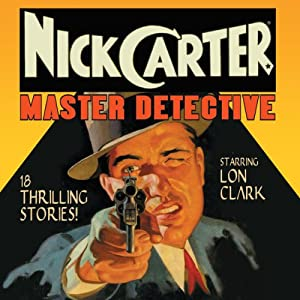 Nick Carter: Master Detective, Volume 1 Radio/TV Program