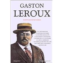Gaston leroux-aventures..
