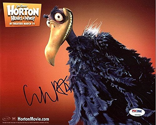 Will Arnett Horton Hears A Who Autographed 8x10 Photo - PSA/DNA Authentic