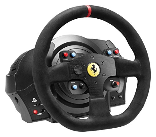 thrustmaster vg t300 ferrari alcantara edition racing. Black Bedroom Furniture Sets. Home Design Ideas
