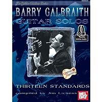 BARRY GALBRAITH GUITAR SOLOS (Guitar Masters)