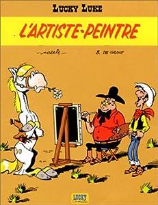 "Afficher ""Lucky Luke (ed Dargaud) n° 40 L'Artiste peintre"""