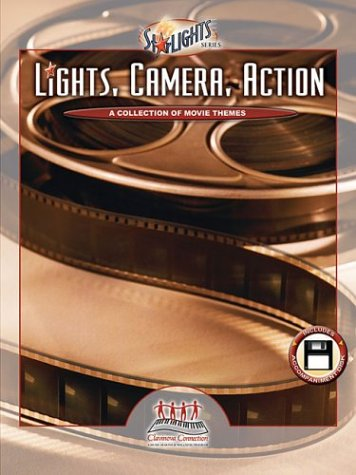 Lights Camera Action Disk (Starlight Yamaha)