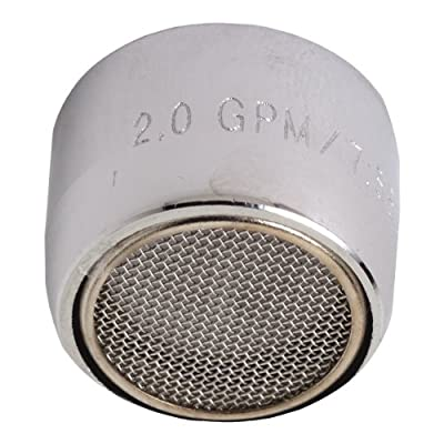 BrassCraft SF0048X Slotless Faucet Aerator with 13/16-Inch-27 Female Thread