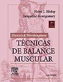 Técnicas de Balance Muscular, Hislop, Helen J. and Hislop, H., 8481746770