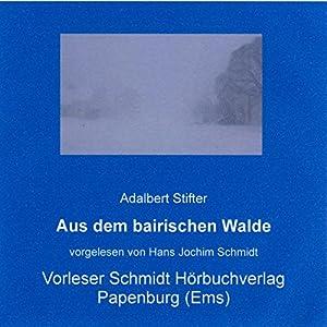 Aus dem bairischen Walde Audiobook