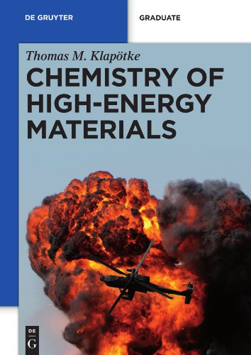 Chemistry of High-Energy Materials (de Gruyter Textbook)