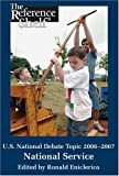 US National Debate Topic 2006-07, Eniclerico, Ronald, 0824210611