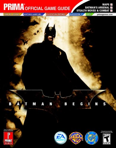 Batman Begins (Prima Official Game Guide)