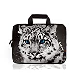 "iColor 12.9"" 13"" 13.3"" Tablet Laptop Ultra-Portable Neoprene Sleeve Carrying Case Briefcase Handle Bag Pouch Tote for Apple iPad Pro, MacBook Air / Pro New Retina, Toshiba Chromebook, DELL XPS 13, HP EliteBook 840, Lenovo Yoga 3 Pro"