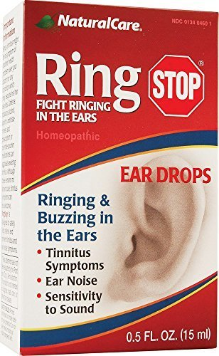 Natural Care Ringstop Ear Drops .5 oz ( Multi-Pack) by Natural Care (Image #1)
