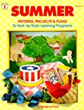 Summer Patterns, Projects and Plans, Imogene Forte, 0865302189