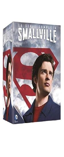 Pack Smallville Temporada 1-10 [DVD]: Amazon.es: Tom Welling, Kristin Kreuk, Michael Rosenbaum, Allison Mack, John Schneider, Annette OToole, Jensen Ackles, Erica Durance, John Glover, Sam Jones III, Aaron Ashmore, Justin Hartley, Eric