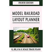 Model Railroad Layout Planner: Fourth Edition