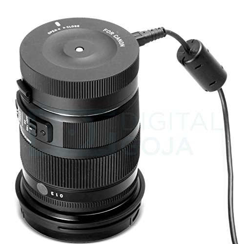 Sigma USB Dock for CANON Mount Lenses w/Lens Pouch and Camera Cleaning Set by Sigma (Image #4)