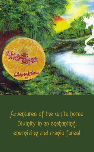 Magic Legend: Adventures of the WHI horse Divinity in an enchanting, energizing and magic forest
