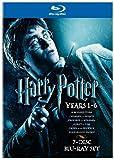 harry potter blu ray box set - Harry Potter Years 1-6 Giftset [Blu-ray]