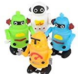 2.75'' ROBOT WINDUP, Case of 96