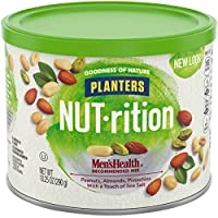Planters Mixed Nuts Men's Health Mix 10.25 Ounce