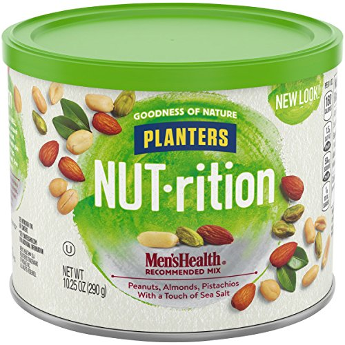 Planters Mixed Nuts Men's Health Mix Only $4.74