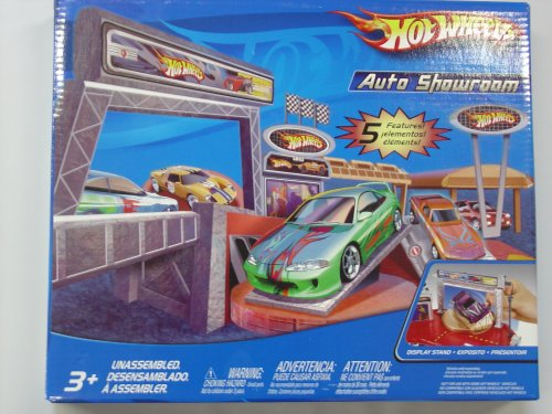 Wheels Hot Auto (Hot Wheels Auto Showroom)